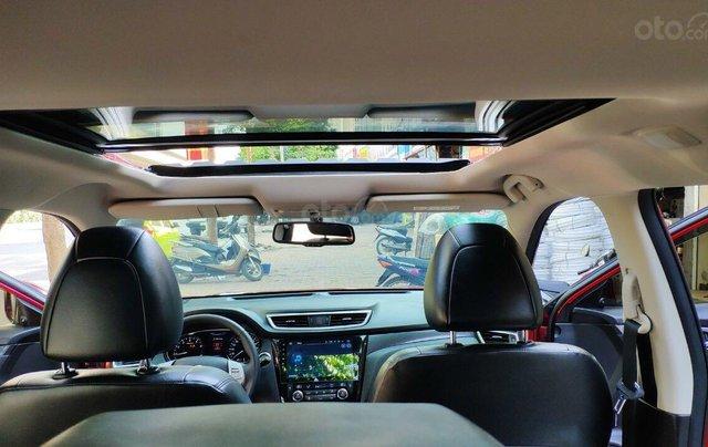 Cần bán gấp Nissan X trail đăng ký lần đầu 2018, màu đỏ ít sử dụng, giá thương lượng11