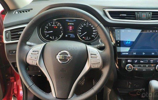 Cần bán gấp Nissan X trail đăng ký lần đầu 2018, màu đỏ ít sử dụng, giá thương lượng12