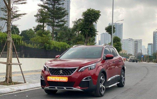 Cần bán gấp Peugeot 3008 đời 2020, màu đỏ chính chủ, giá thương lượng1