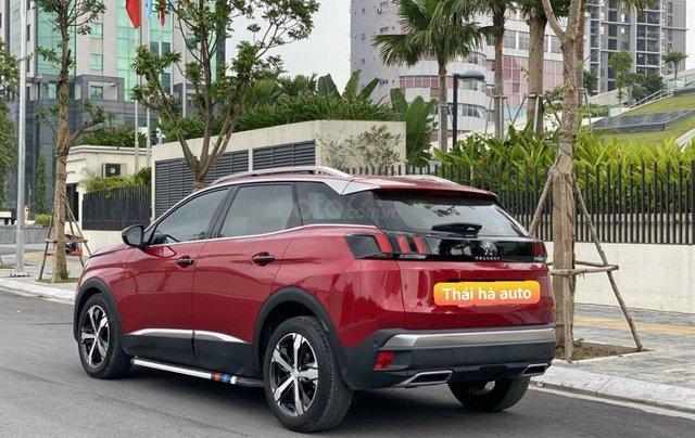 Cần bán gấp Peugeot 3008 đời 2020, màu đỏ chính chủ, giá thương lượng2
