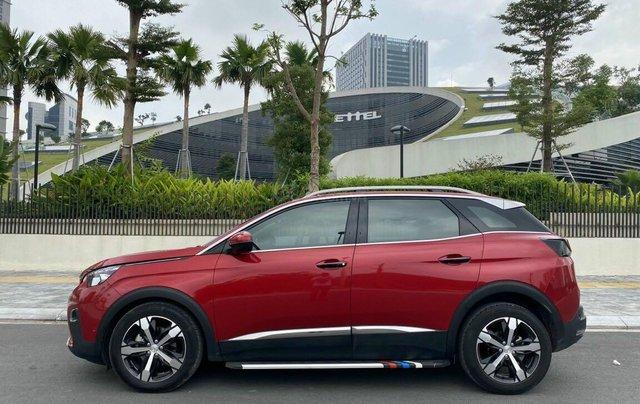 Cần bán gấp Peugeot 3008 đời 2020, màu đỏ chính chủ, giá thương lượng3