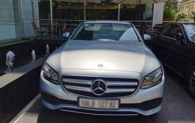 Nhanh tay rinh ngay Mercedes E250 giá cực sốc0