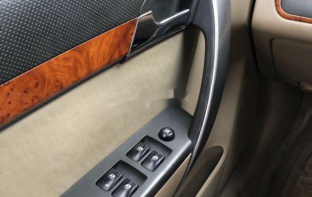 Bán ô tô Daewoo Gentra năm sản xuất 2008, màu đen, nhập khẩu8