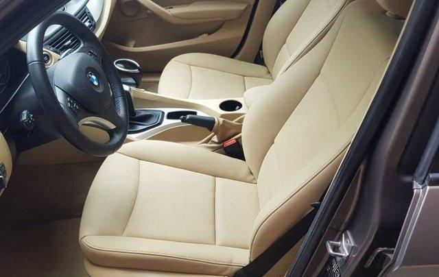 Cần bán lại xe BMW X1 đời 2011, màu xám, nhập khẩu còn mới, 515tr4