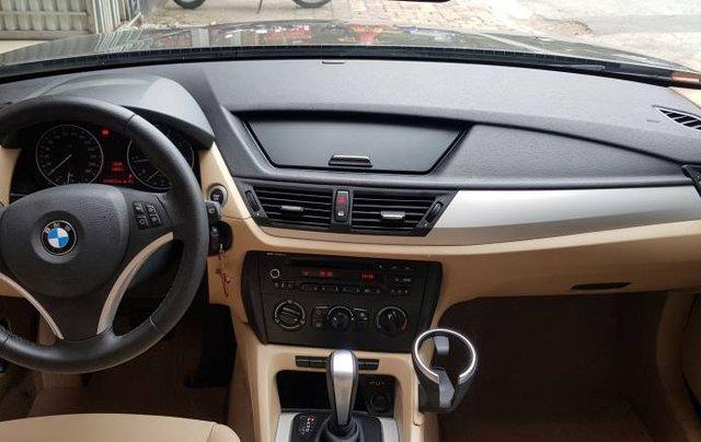 Cần bán lại xe BMW X1 đời 2011, màu xám, nhập khẩu còn mới, 515tr7