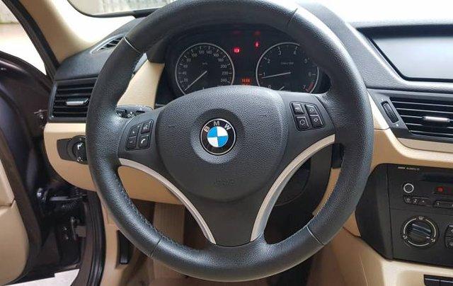 Cần bán lại xe BMW X1 đời 2011, màu xám, nhập khẩu còn mới, 515tr5
