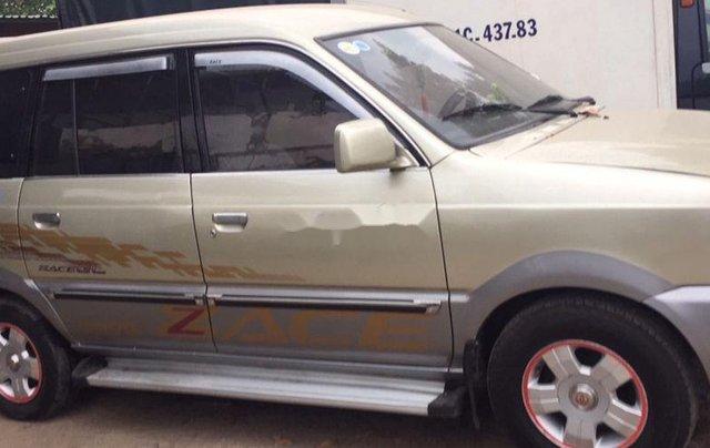 Bán xe Toyota Zace sản xuất 2005, nhập khẩu nguyên chiếc còn mới0