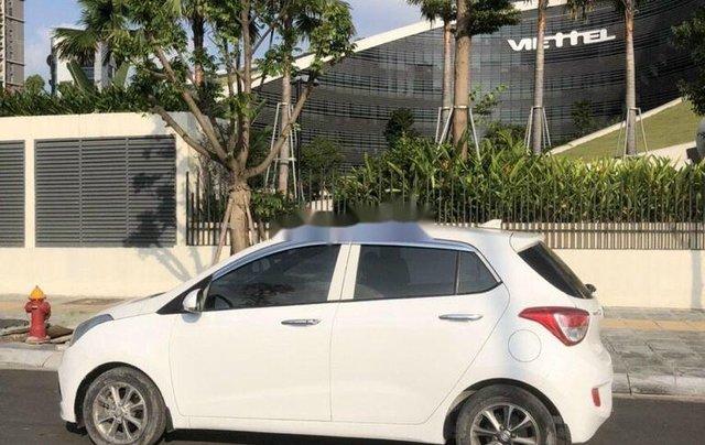 Cần bán gấp Hyundai Grand i10 năm 2015, màu trắng, nhập khẩu chính chủ5