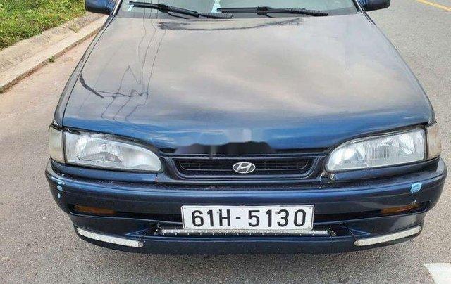 Cần bán xe Hyundai Sonata đời 1991, màu xanh lam, nhập khẩu, 65tr0