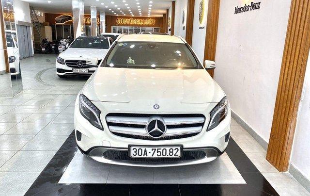 Cần bán xe Mercedes GLA-Class sản xuất 2017 còn mới0