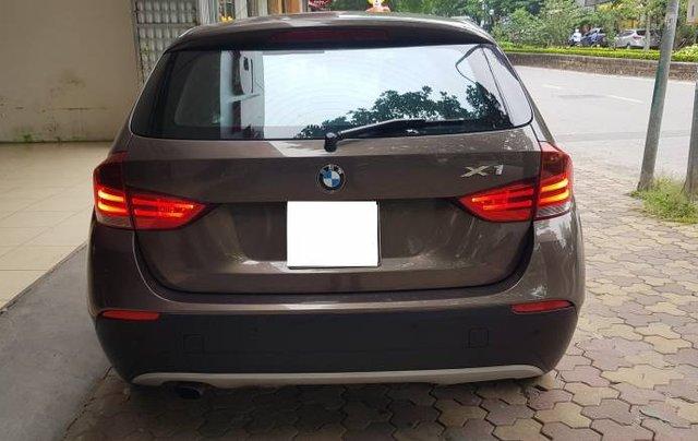 Cần bán lại xe BMW X1 đời 2011, màu xám, nhập khẩu còn mới, 515tr2