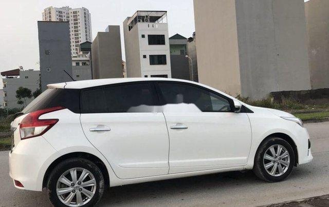 Bán xe Toyota Yaris 1.5 G AT đời 2016, màu trắng, nhập khẩu3