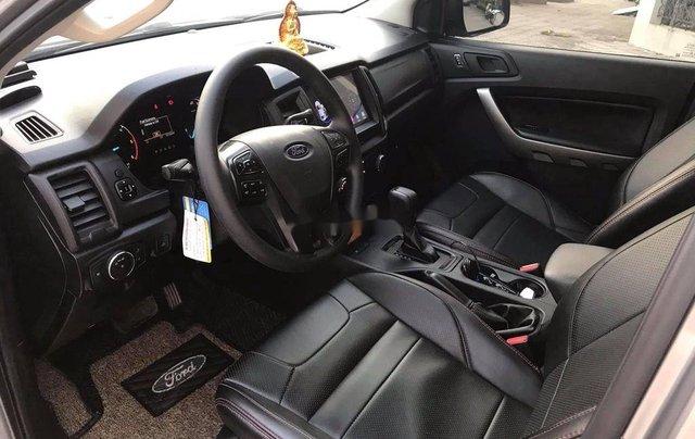 Cần bán lại xe Ford Ranger sản xuất 2019, màu bạc, nhập khẩu 5