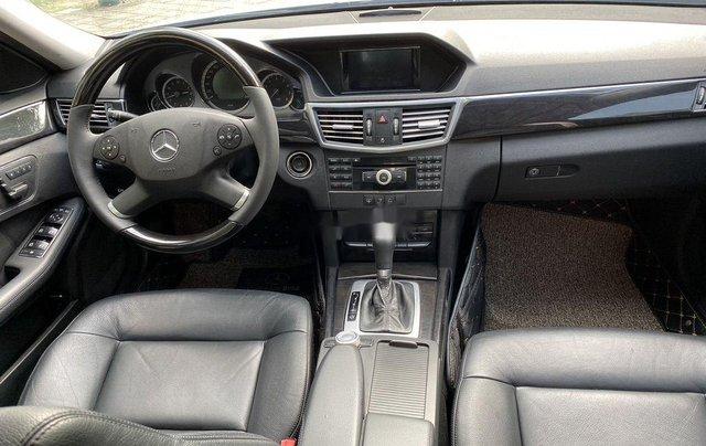 Cần bán xe Mercedes E250 sản xuất năm 2009 còn mới, giá tốt6