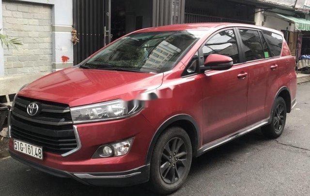 Xe Toyota Innova năm sản xuất 2018, xe nhập còn mới2