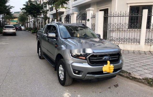 Cần bán lại xe Ford Ranger sản xuất 2019, màu bạc, nhập khẩu 1