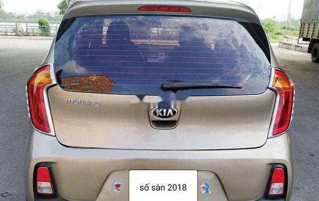 Cần bán Kia Morning đời 2018, màu vàng chính chủ2