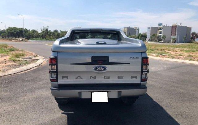 Cần bán xe Ford Ranger 2015, màu bạc, nhập khẩu nguyên chiếc chính chủ, 512tr3