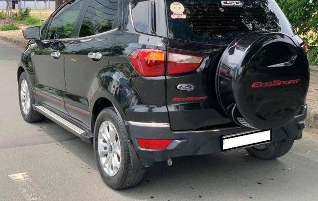 Bán Ford EcoSport năm 2014, màu đen như mới3