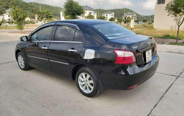 Bán ô tô Toyota Vios năm 2014, màu đen còn mới, giá tốt1
