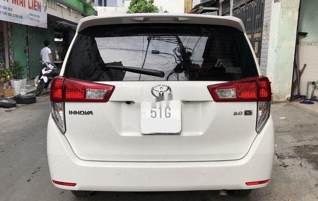 Cần bán xe Toyota Innova năm sản xuất 2017, màu trắng còn mới giá cạnh tranh8