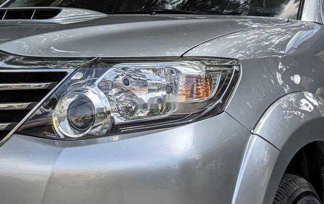 Bán Toyota Fortuner sản xuất năm 2014 còn mới2