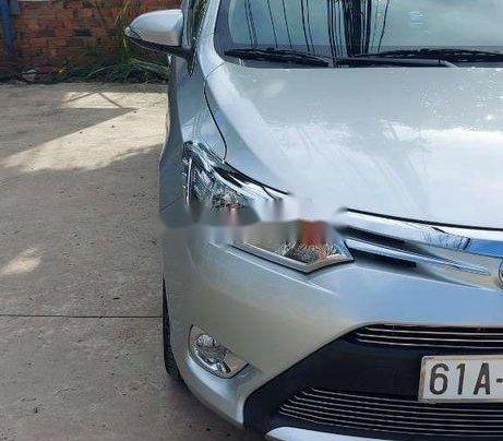 Cần bán Toyota Vios năm 2018 còn mới giá cạnh tranh8