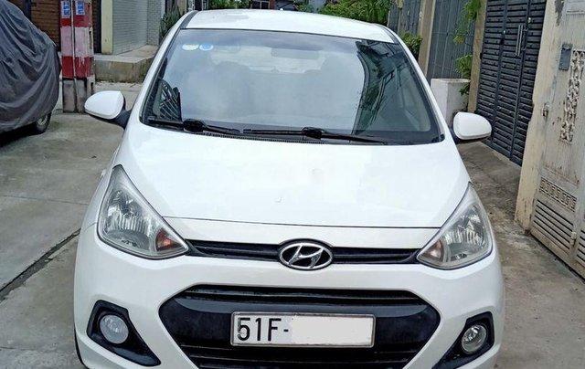 Cần bán gấp Hyundai Grand i10 năm 2015, nhập khẩu còn mới, giá 245tr1