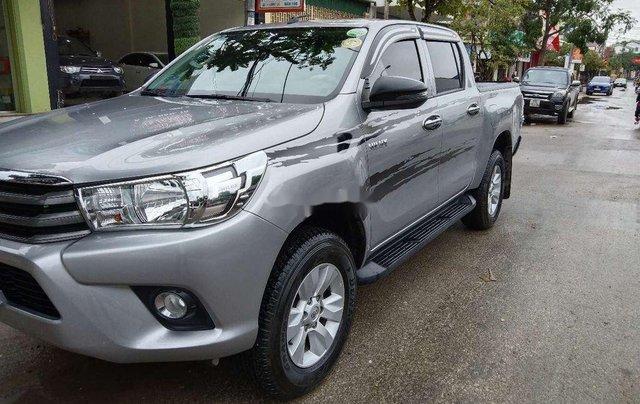 Cần bán gấp Toyota Hilux sản xuất năm 2019, nhập khẩu còn mới, giá 570tr2