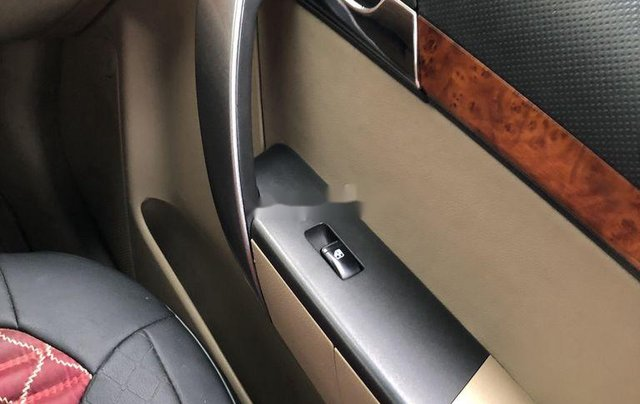 Bán ô tô Daewoo Gentra năm sản xuất 2008, màu đen, nhập khẩu9