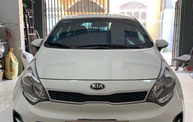 Bán xe Kia Rio sản xuất năm 2015, nhập khẩu còn mới4