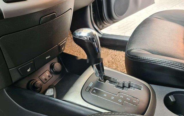 Cần bán gấp Hyundai i30 2008, màu đen, xe nhập chính chủ, 268tr6