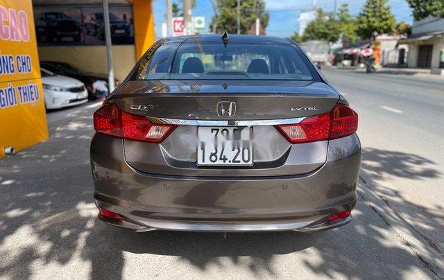 Bán xe Honda City sản xuất 2016 còn mới, 425 triệu5