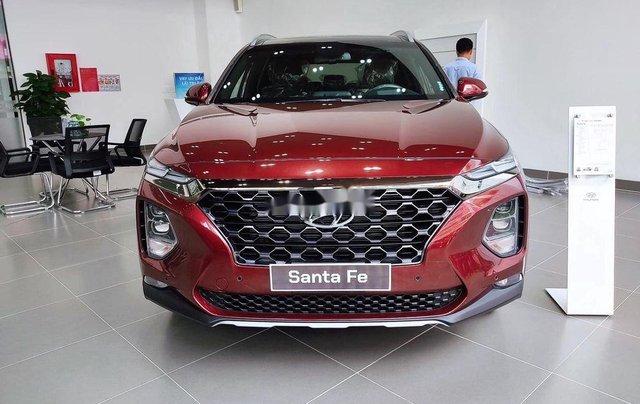Cần bán xe Hyundai Santa Fe máy dầu cao cấp sản xuất 20200