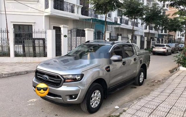 Cần bán lại xe Ford Ranger sản xuất 2019, màu bạc, nhập khẩu 0
