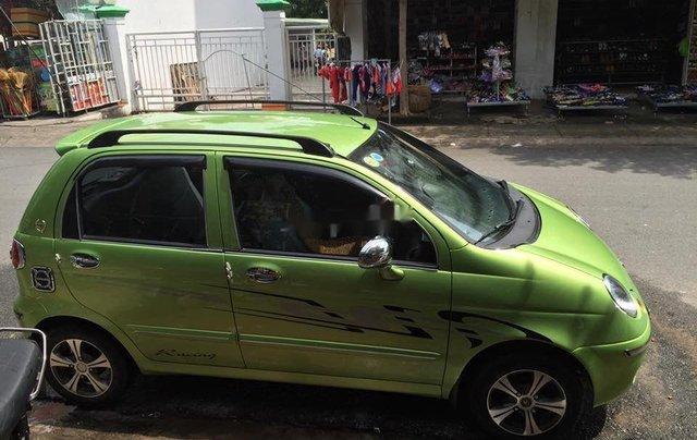 Cần bán lại xe Daewoo Matiz năm sản xuất 2007 còn mới, 135tr6
