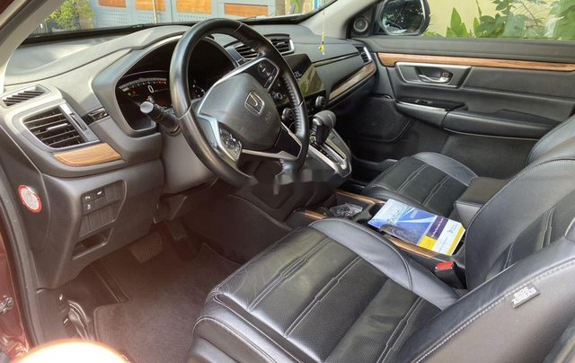 Bán ô tô Honda CR V sản xuất 2018 còn mới4