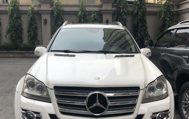 Bán Mercedes GL Class năm sản xuất 2009, nhập khẩu còn mới, 749 triệu8