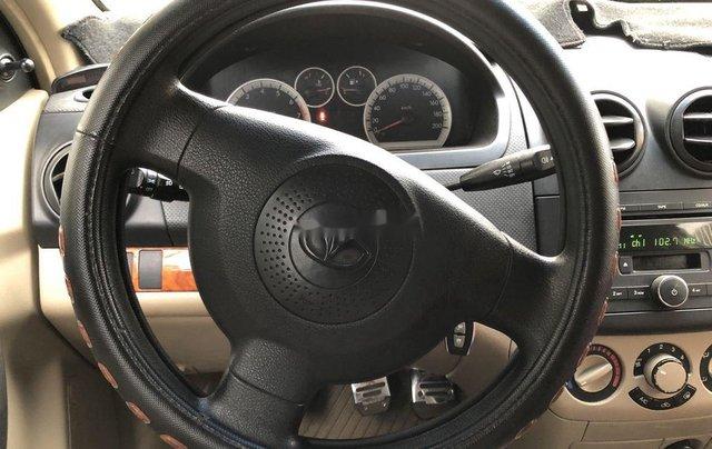 Bán ô tô Daewoo Gentra năm sản xuất 2008, màu đen, nhập khẩu5