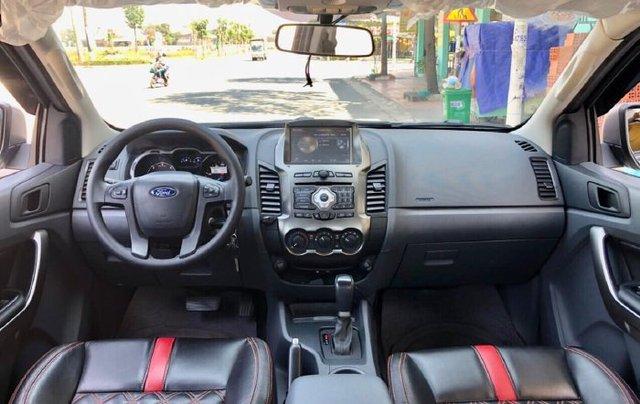 Cần bán xe Ford Ranger 2015, màu bạc, nhập khẩu nguyên chiếc chính chủ, 512tr7