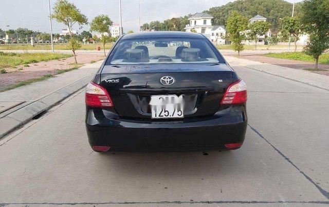 Bán ô tô Toyota Vios năm 2014, màu đen còn mới, giá tốt2