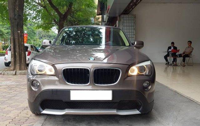 Cần bán lại xe BMW X1 đời 2011, màu xám, nhập khẩu còn mới, 515tr0