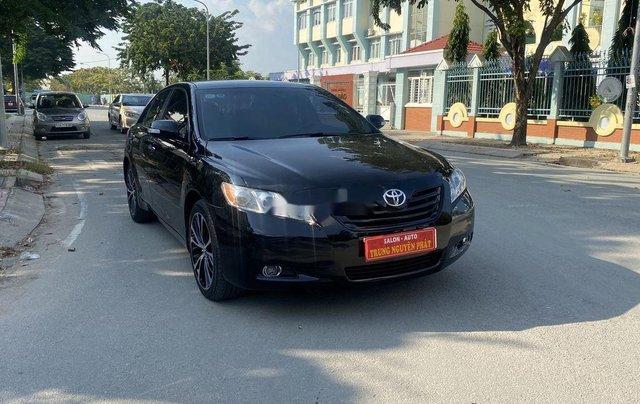 Bán Toyota Camry sản xuất năm 2007 còn mới0
