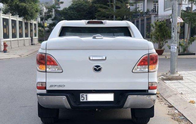 Cần bán lại xe Mazda BT 50 đời 2016, màu trắng chính chủ, giá chỉ 485 triệu2