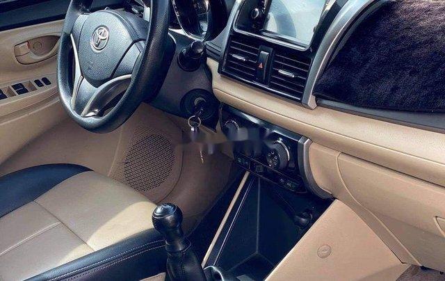 Bán Toyota Vios sản xuất năm 2015 còn mới8