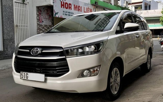 Cần bán xe Toyota Innova năm sản xuất 2017, màu trắng còn mới giá cạnh tranh2