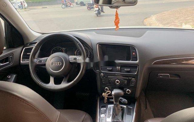 Xe Audi Q5 năm 2012, xe nhập còn mới5