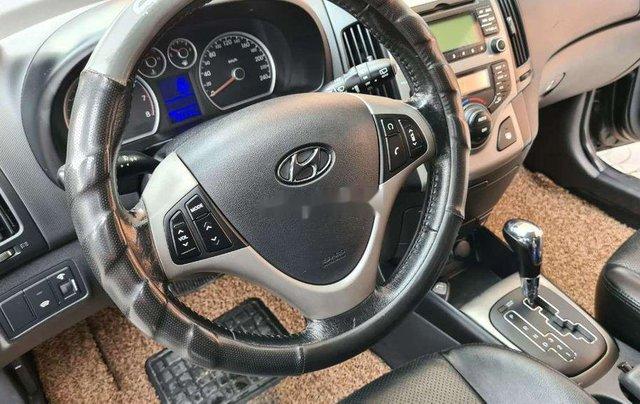 Cần bán gấp Hyundai i30 2008, màu đen, xe nhập chính chủ, 268tr5