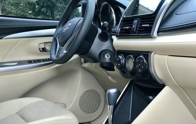 Bán xe Toyota Vios năm 2016 còn mới, 460tr7