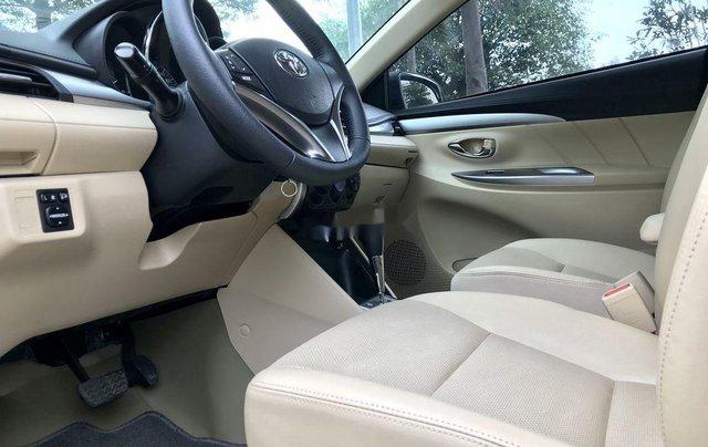 Bán xe Toyota Vios năm 2016 còn mới, 460tr5